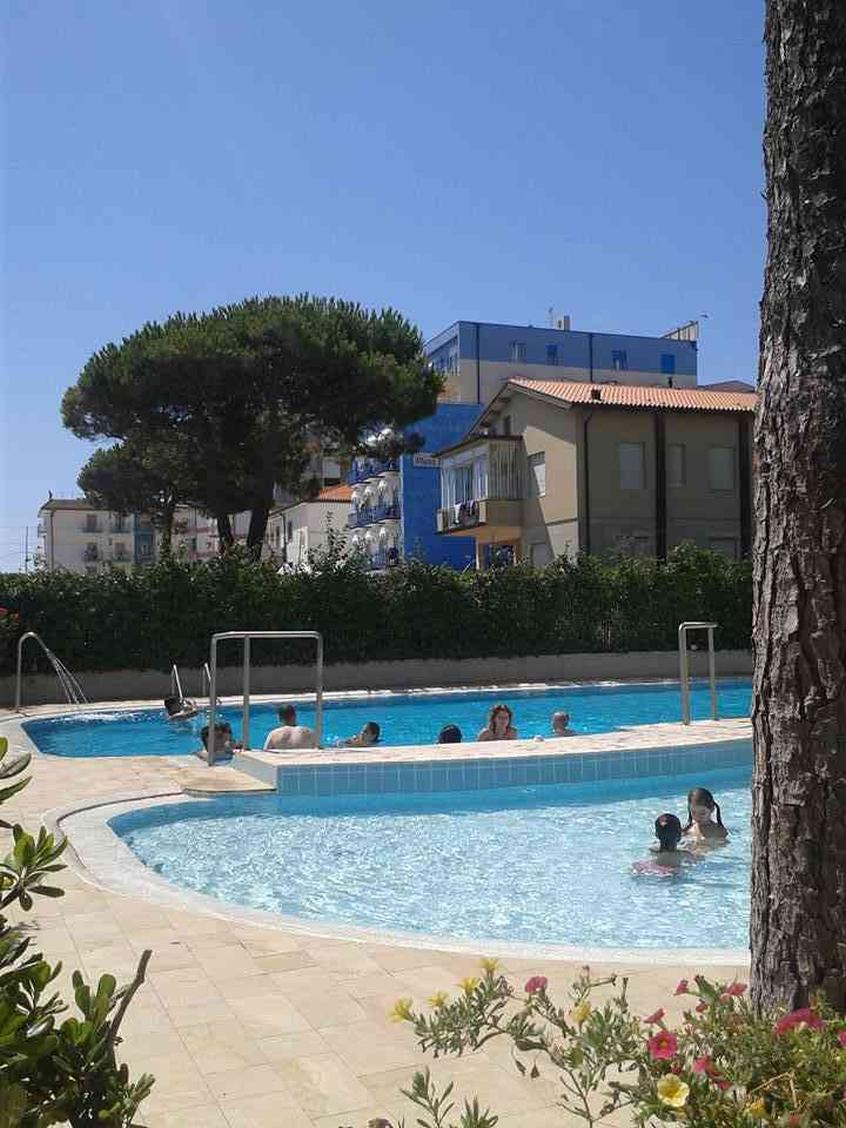 Hotel Nettuno Jesolo al mare Vacanza con bambini