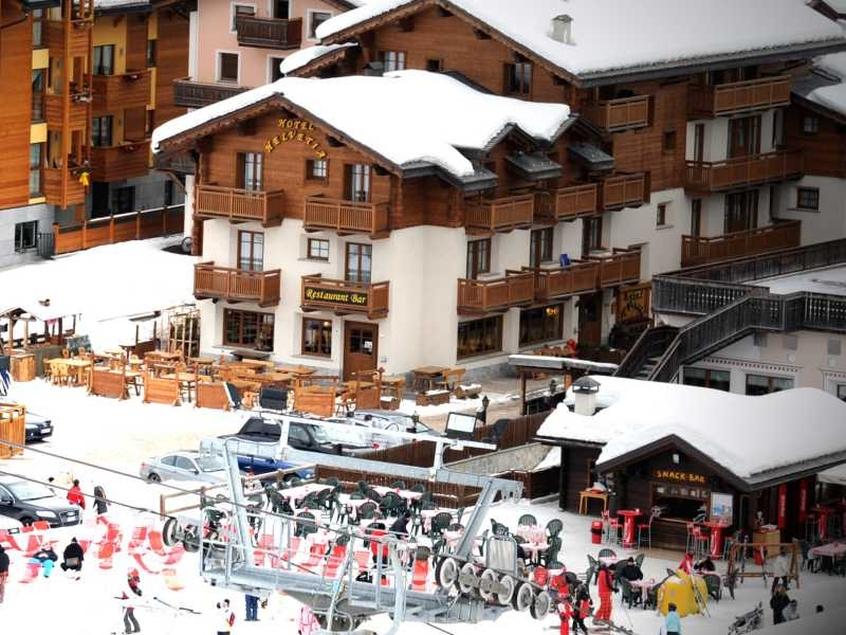 Hotel Funivia  Hotel per bambini in montagna in Lombardia