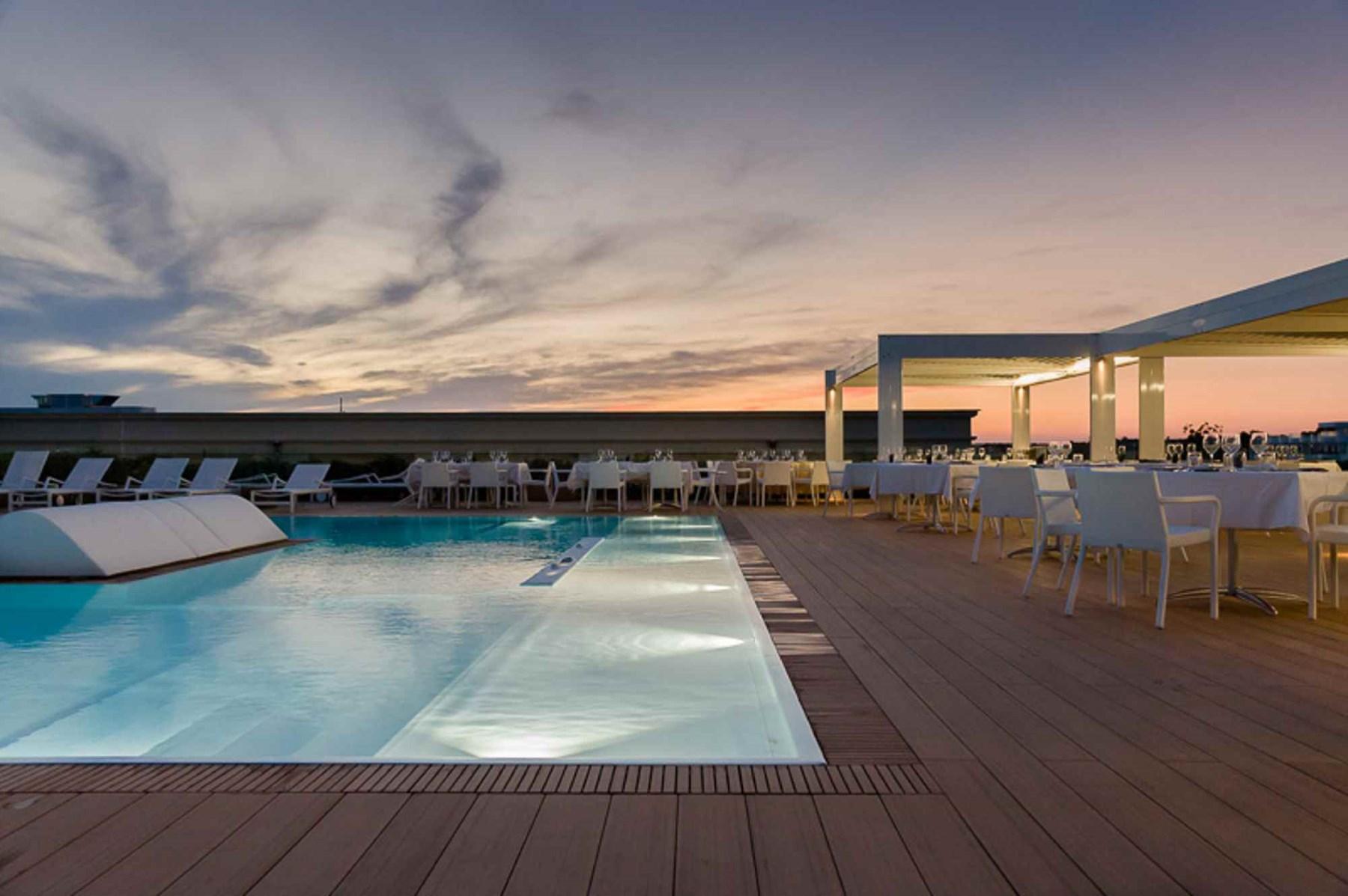 Le Dune Suite Hotel Hotel per famiglie in Puglia  Its4kids