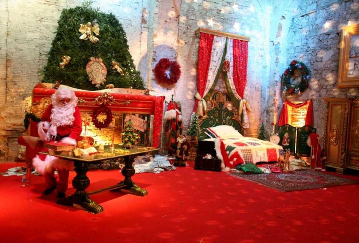 Andiamo a trovare Babbo Natale