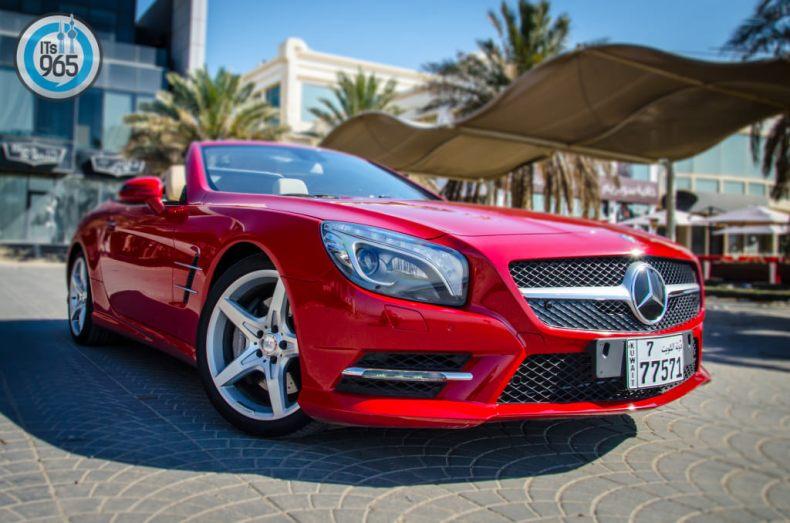 Mercedes Benz Sl350 Its965