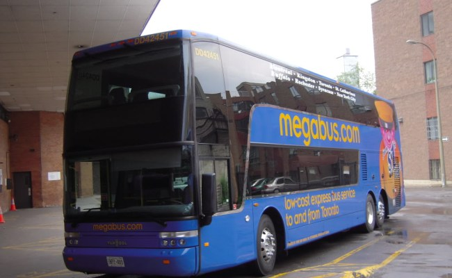Megabus Canada Mega Deal Or Mega Dud It S About Travelling