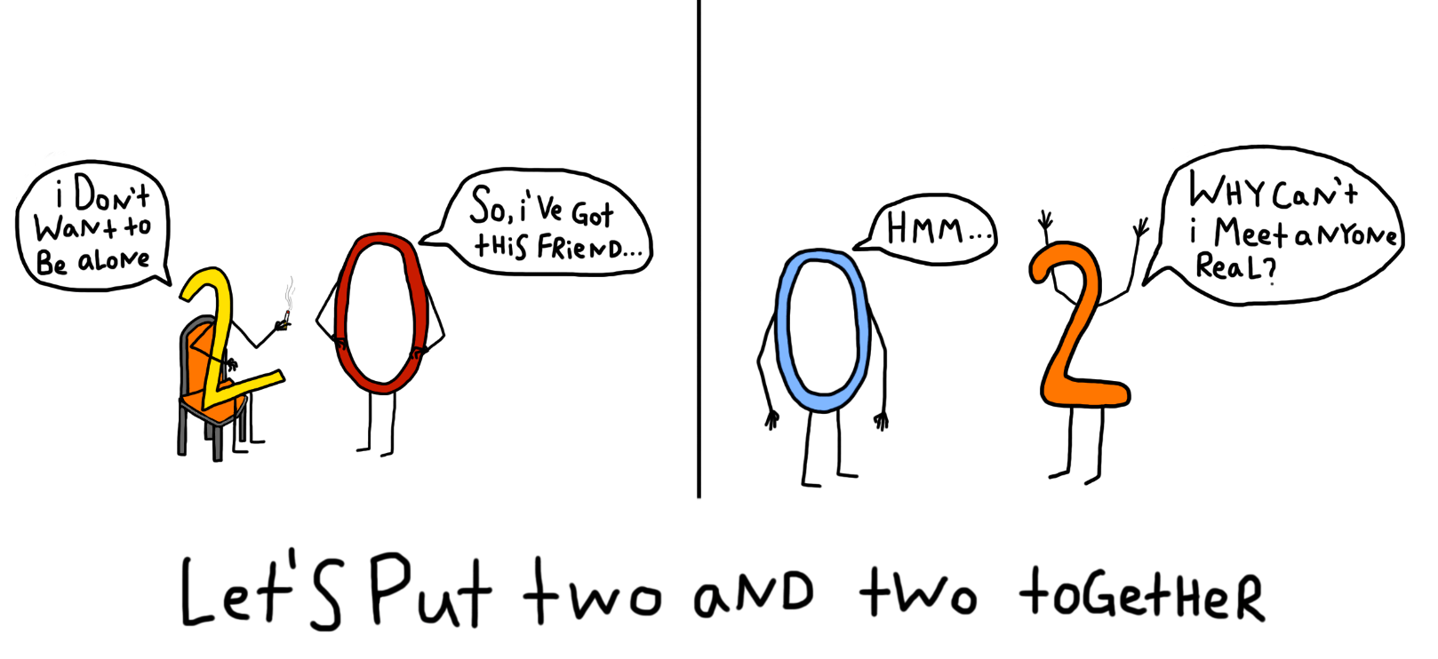 Put Two And Two Together