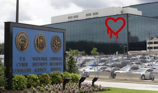 NSA Heartbleed Bug