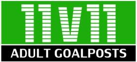 11v11 adut football goals