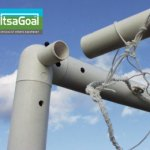 ITSA Goal Posts, Football goal posts with locking buttons