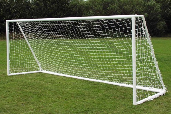 Goalposts 9v9 -uPVC goalpost 16' x 7