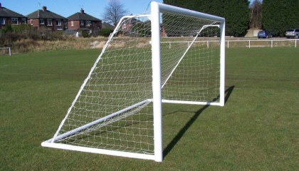 Aluminum Goal Post / 12′ X 6′ Mini Soccer Goal / Folding Goals