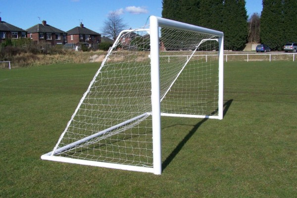 Aluminum Goal Post, 12'x6' Mini Soccer Goals
