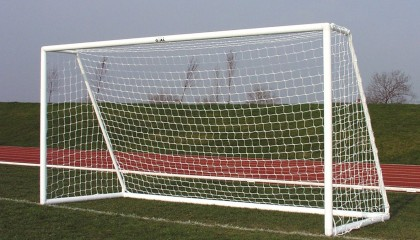 Freestanding Aluminium Mini Soccer Goals 12 'x 6'