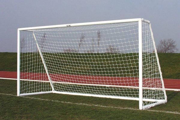 Aluminium Mini Soccer Goals 12 'x 6', Football Goals
