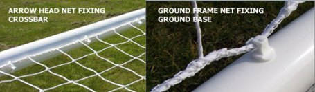 garden goalposts