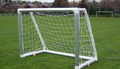 Football Goalposts / 4'x3′ Aluminium Flat pack