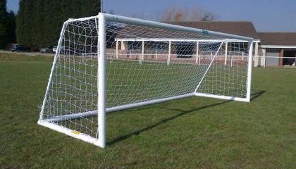 Football Goal -12'x4′ Free Standing – Fully Welded Aluminum