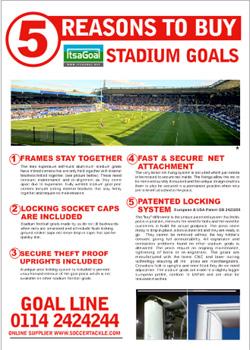 stadium-goalpost-for-sale
