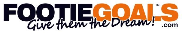 footie goals logo