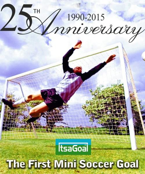 mini soccer goal original