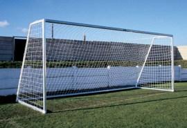 17x7 metal goalpost