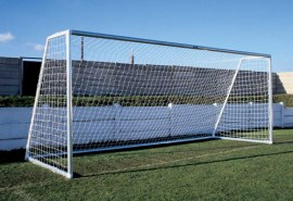 17x7 metal goalpost