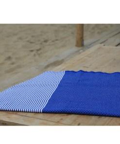 ocean blue hamamdoek