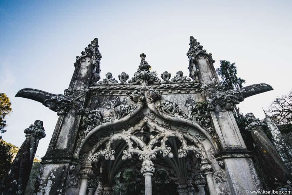 Quinta da Regaleira Sintra's Initiation Well | Why This Is A Must See In Sintra