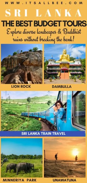 The Best Budget Tours In Sri Lanka | yala national park, nuwara eliya, arugam bay, sigiriya and budget tour operators in sri lanka