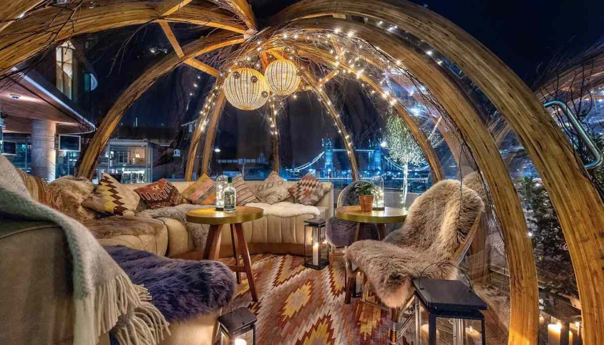 Coppa Igloo London - Top Things to Do in London During Christmas Holidays | Ice Rinks, Christmas Markets and Christmas Light...