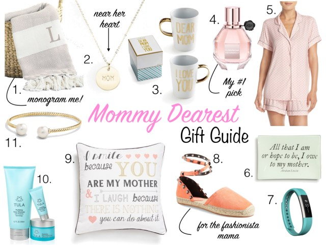 Mother's Day Gift Guide | It's All Chic To Me