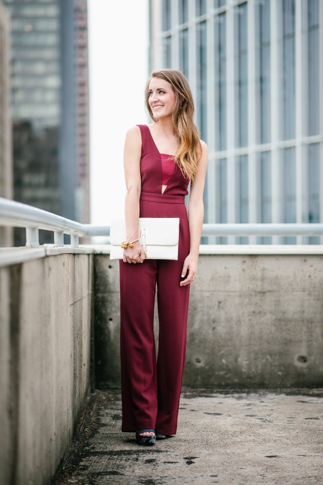 Wedding Guest Style: The Formal Jumpsuit