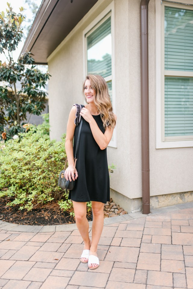 LOFT Sleeveless tank dress