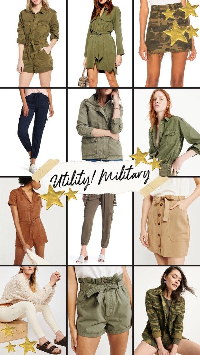 Military Utility Trend