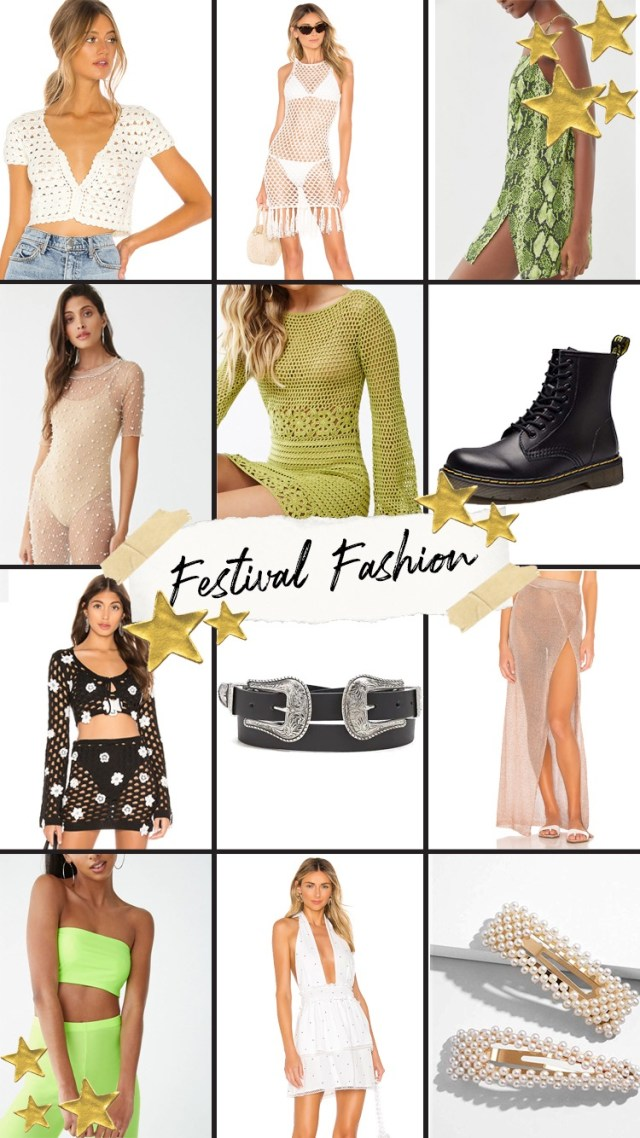 Festival Fashion, Coachella Outfit