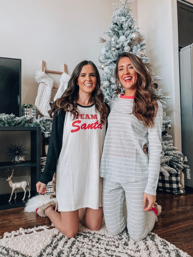 Nordstrom Holiday Pajamas and gifts under $50