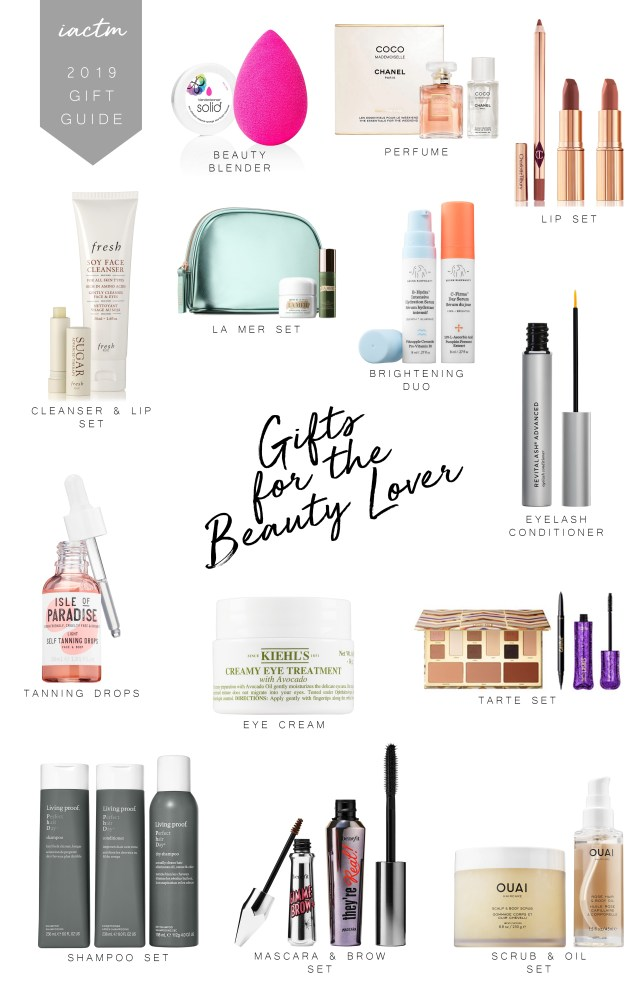 Beauty Lover Gift Guide
