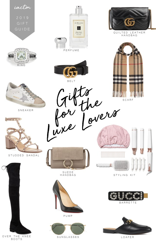 Gifts for the Luxe Lovers
