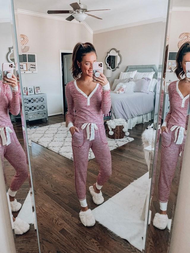 Abercrombie Holiday Pajamas