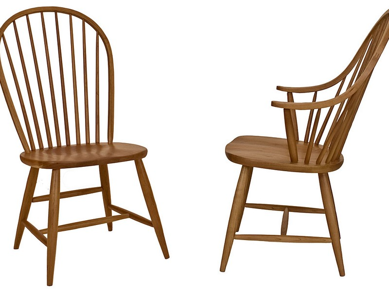 windsor chair kits wood rail black home design ideas