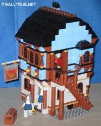 Vault Review: Lego 10193  Medieval Market Village  It ...