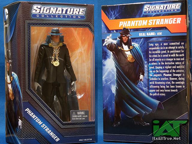 dc universe phantom stranger