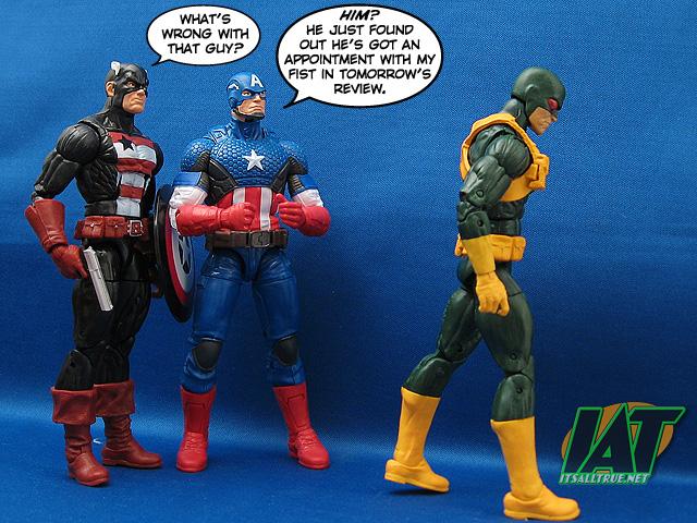 Marvel Legends Captain America Build A Figure BAF Mandroid Right Arm 1 Piece Lot
