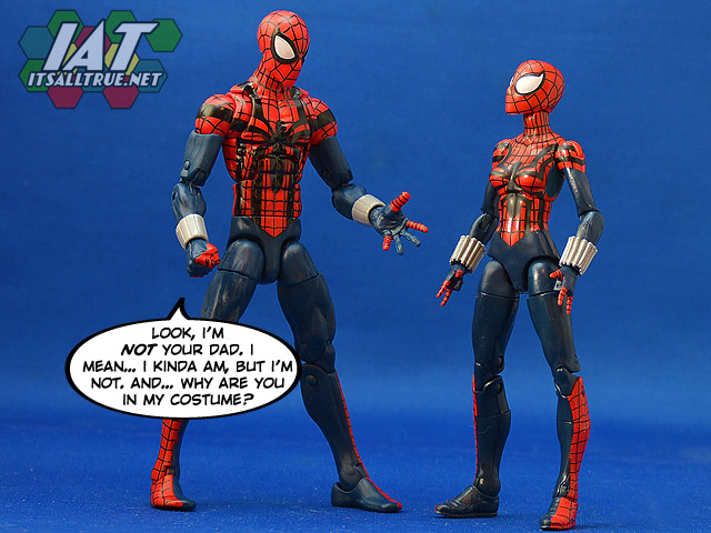 As such there really isnu0027t anything to talk about on the sculpt. Thereu0027s basically nothing new here from when I last reviewed it. Itu0027s still awesome. & Absorbing Man Week! Marvel Legends Ben Reilly Spider-Man Review « It ...