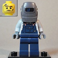 Vault Review: LEGO Minifigures Series 11 (+ Decoder) « It'sAllTrue.Net