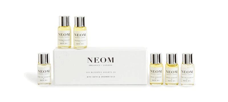 Neom Organics Bath and Shower Oils