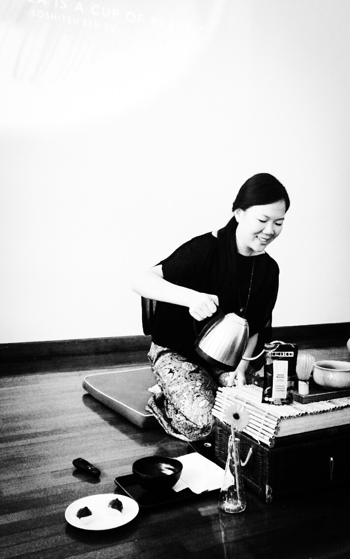 Tea Ceremony with Kaylin Toh It's All Well + Good Magazine