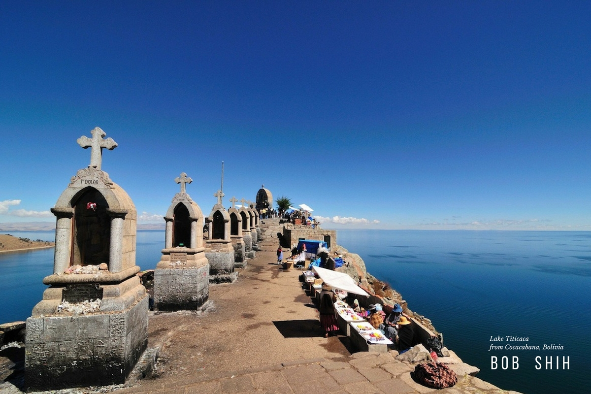 Lake Titicaca, Bolivia by Bob Shih