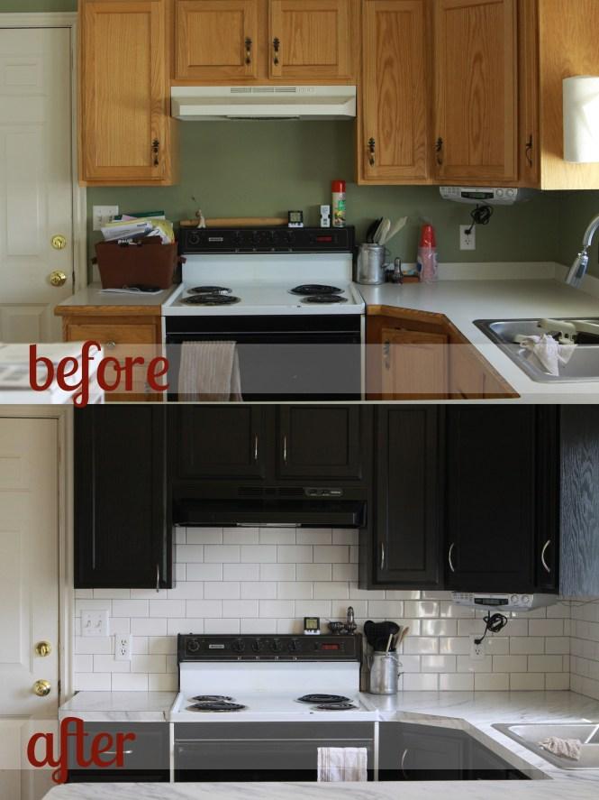 Kitchen Cabinet Transformation Kit