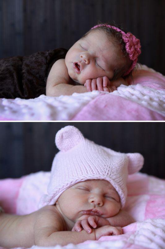 how to take newborn