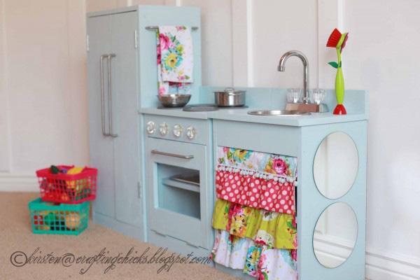 15 Great Diy Play Kitchen Ideas And Tutorials Style Motivation