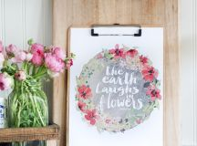 20 gorgeous & modern FREE inspirational quote printables ...