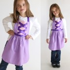 Little Girls Princess Dress Sewing Patterns
